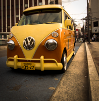 Fake VW Bus by TheScratcher