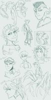 CL Sketchdump by Before-Knights