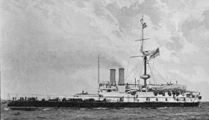 HMS Victoria 1887 by 121199