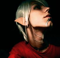 Fenris Instant Cosplay by DarkyLeon
