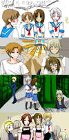 iScribble - Hetalia School by Vanilla-myu