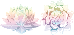 SMC Cosmos Crystal Set by Iggwilv