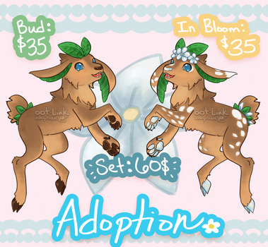 NaturePet Adoptable by OOT-Link