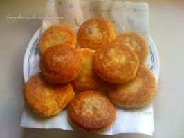 Ho'duk: Korean Pancakes by LunarBerry