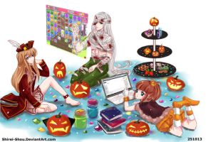 CR: Event: Trick or Treat! by Shirei-Shou
