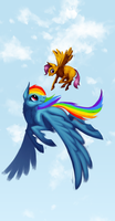 Flying Lessons by HoofBoot