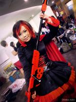 AMG15 COSPLAY : Ruby Rose by MarieyeohKH24