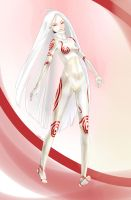 Shiro Deadman Wonderland by 1itt1e-1i