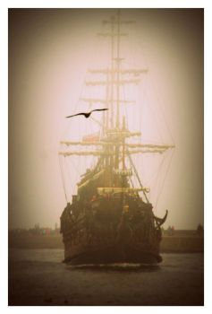 ghost ship by malenka740715
