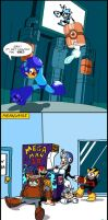 MegaMan 10 Again by kenshinmeowth