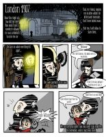 The Adventures of Wilson P. Higgsbury p. 5 by GhostlyMuse