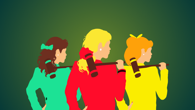 Heathers the Musical by Reverendtundra