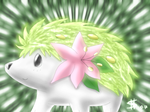Shaymin Stand-alone by Esepibe