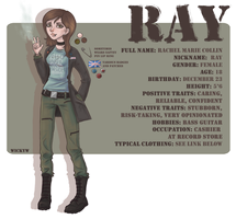 Ray Updated Ref by wick-y