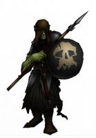Orc Design by Taaks