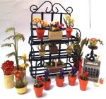 Quilling Flower Shop by SpiralArtisan