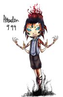 Naamalgoid: Abbadon by Chibi-Works