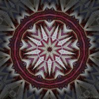 Wheel of the Nine Rubies by MarvickSands