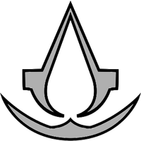 Assassin's creed logo by ScrewTSW