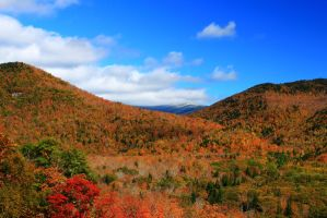 Crawford Notch by Celem