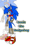 Sonic the Hedgehog RE-DESIGN by Libra-Dragoness