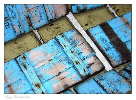 Wooden abstract by siskin