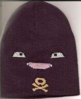 Koffing hat by Sew-Madd
