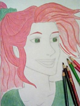 Lily Evans (So far) by Dancingmyheartout4