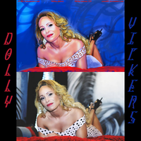 HOT MAMA Dolly Vickers By JY-KO-X by zenx007