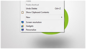 Show Clipboard Contents in Context Menu by scritperkid2