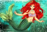 The little mermaid by AlcoholicRattleSnake