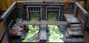 Sewer System (1:18 scale) by ShayHahn