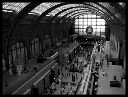 PARIS - MUSEUM ORSAY by srossetto