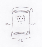 Towelie by simpsonsfan628