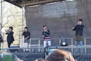 2016 Japanese Fest On the Boston Common,Beat Rap 4 by Miss-Tbones