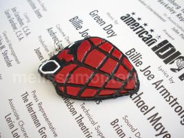 American idiot Pendant by Shi-Cake