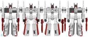 Metroplex - Character Study 1 by JP-V
