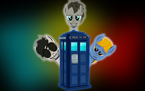 The Timelords of Evil by rockyme100