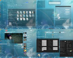 My Windows New Theme Full HD by fnxrak