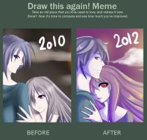 Draw it again meme ~ by kithala