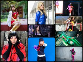 Feliz dia del Cosplay / Happy Cosplay Day! by KuyenGrigory