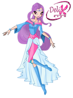 Winx: Leah - Who is she? by DragonShinyFlame