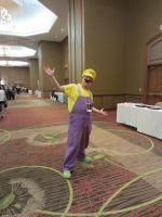 Afest 2012 - Wario by Soynuts