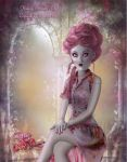 Little Pink Dolly by marphilhearts