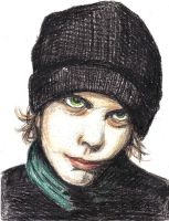 ville valo again.. by SkyeValo