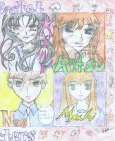 Fruits Basket Characters Pt.4 by fatchy131