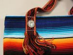 Mexican Blanket Tote by inuebis