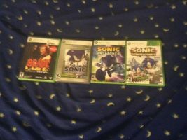 My Xbox 360 Collection by UKD-DAWG