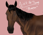 Aint No Thang 27 year ref by patchesofheaven74