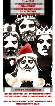 Monarchic Christmas by Entiman